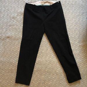 J crew crop pants size 6 petite